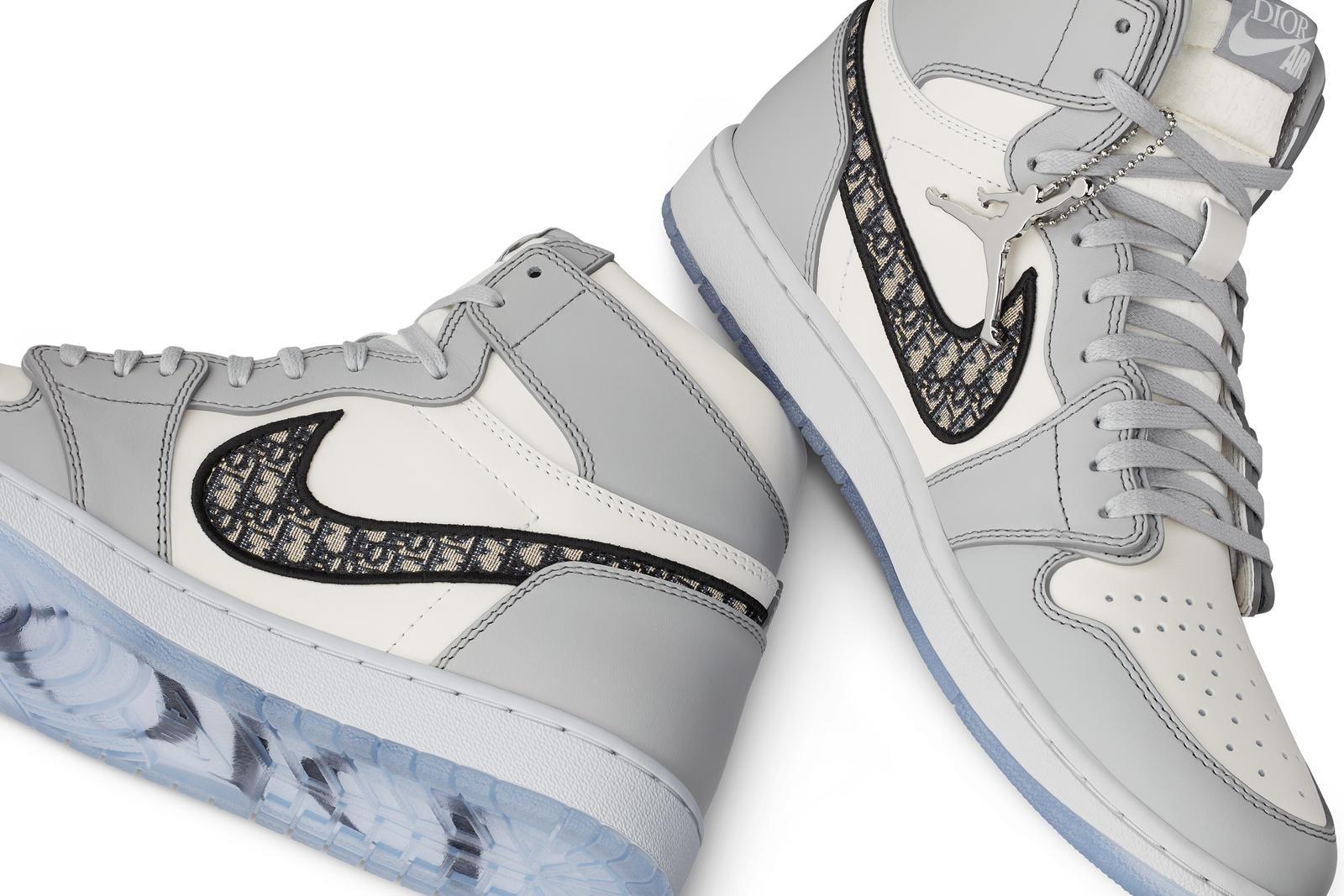 Air Jordan 1 Dior - Sneakers Conversation